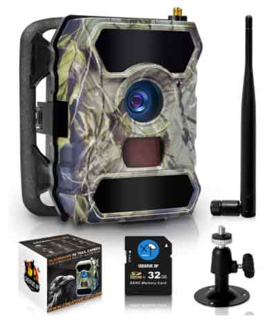 Cellular Trail Camera