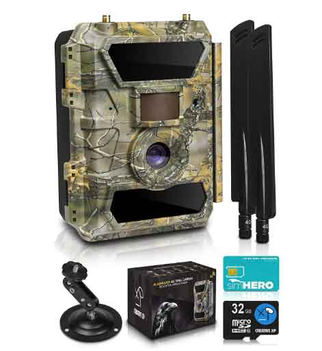 CreativeXP 4G Trail Camera
