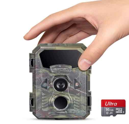 APEMAN Mini Trail Camera