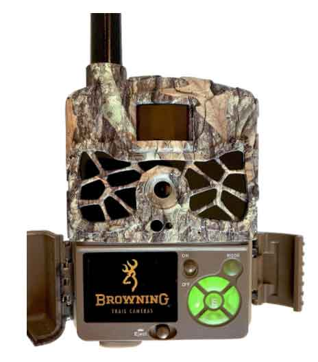 Browning cellular trail camera