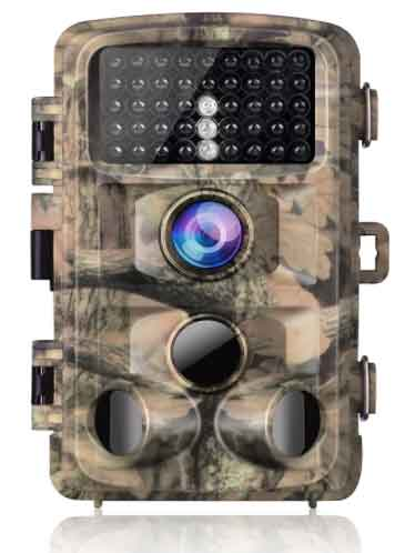 Campark Trail Camera-Waterproof