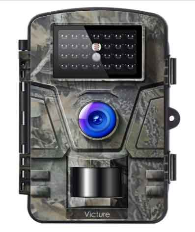 Victure Trail Camera 16MP with Night Vision