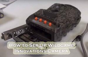 How to Set Up Wildgame Innovations Camera